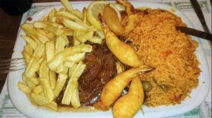 Antonio's Restaurant in Portuguese & American food in New Bedford, MA.
