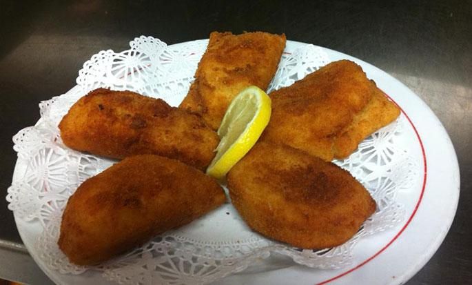 Antonio's Restaurant Appetizers