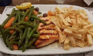 Antonio's Restaurant Seafood Dishes